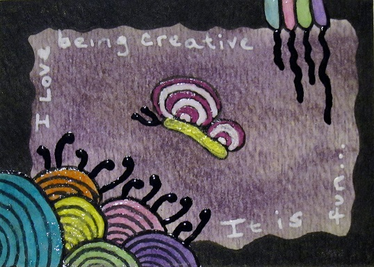 """""""Being Creative"""""""