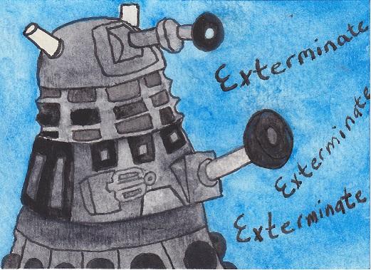 """""""Dalek"""""""