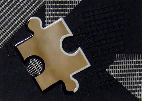 Textured Puzzle 2