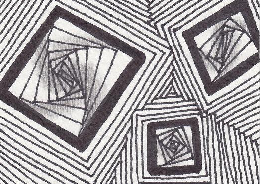Zentangle 184