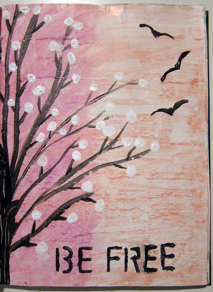 """Be Free"""