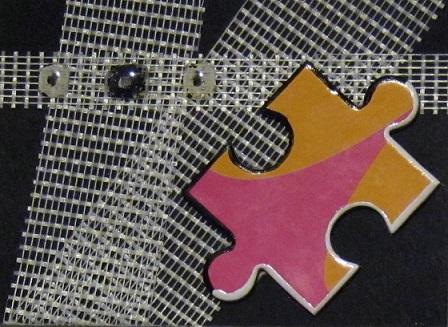 Textured Puzzle 5