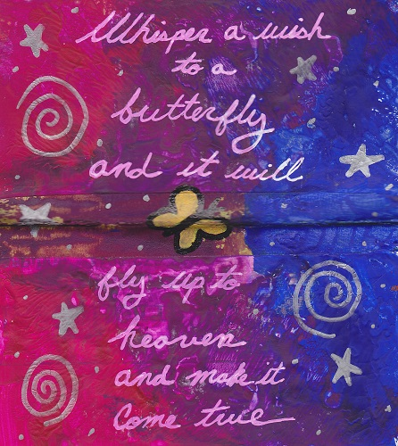 """""""Butterflies and Wishes"""""""