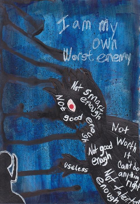 """Worst Enemy"""
