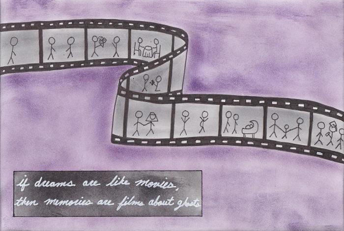 """Dreams are like.."""