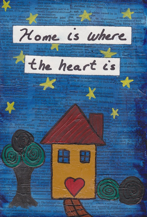"""""""Home is"""""""