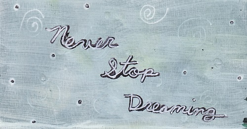 """""""Dreaming"""""""