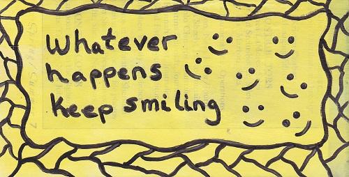 """""""Keep Smiling"""""""