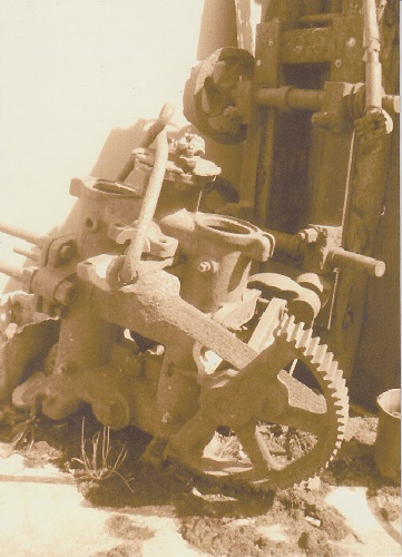 """""""Old Machinery"""""""