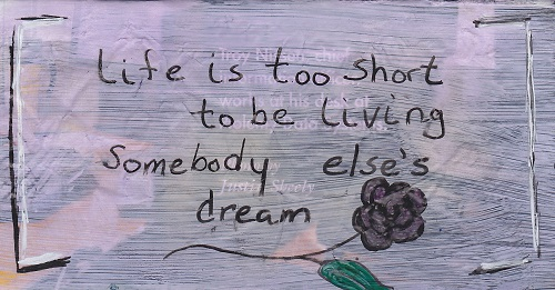 """""""Life is"""""""