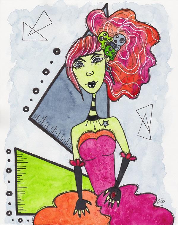 Inspired by Karla Magana