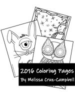 2016 Coloring Pages