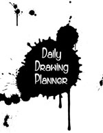 Daily Drawing Planner